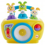 Fisher Price - Interaktywny Magnetofonik BeBo