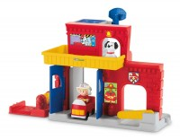 Fisher Price Little People Remiza strażacka