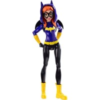 Mattel DC Super Hero Girls - Firgurki Superbohaterki - Batgirl