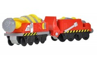 TOMY Stacyjkowo Stacktrack Wiertnica z wagonem - Tunnel Borer Machine