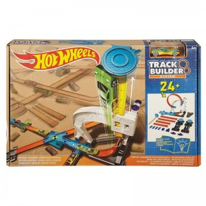 Hot Wheels Track Builder - Kaskaderski tor do konfiguracji