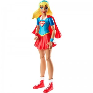 Mattel DC Super Hero Girls - Firgurki Superbohaterki - Supergirl