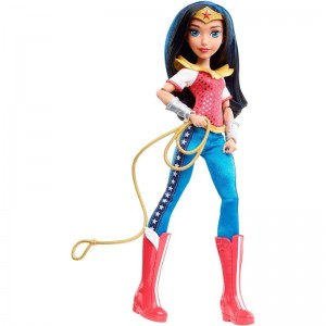 Mattel DC Super Hero Girls - Lalka Superbohaterka Wonder Woman