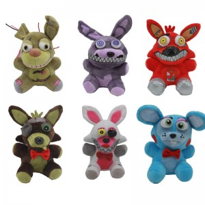 Five Nights At Freddy's Figurki - FNAF Maskotka Adventure