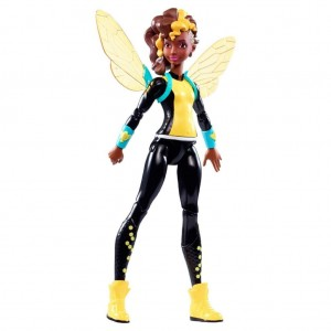 Mattel DC Super Hero Girls - Firgurki Superbohaterki - Bumblebee