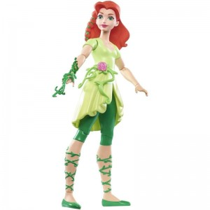 Mattel DC Super Hero Girls - Firgurki Superbohaterki - Poison Ivy