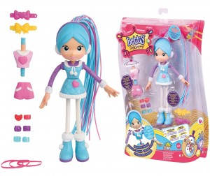 Cobi Betty Spaghetty Betty Błękitna Śnieżynka
