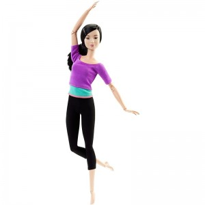 Barbie Made To Move - Fioletowy Top